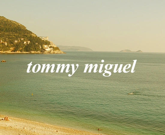 Tommy Miguel
